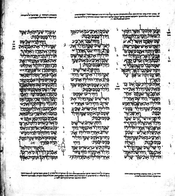 The Leningrad Codex